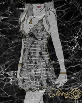 AnneL- Miss glitter- 2018